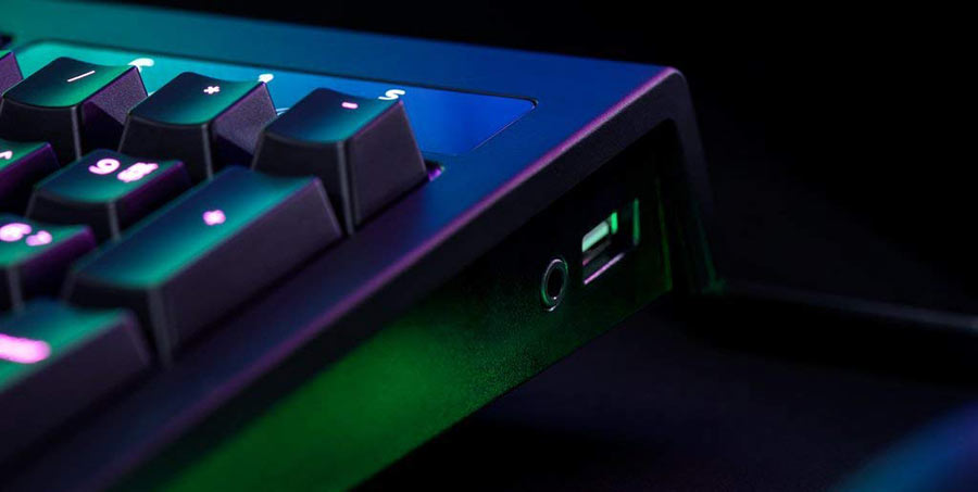 clavier razer black widow v2