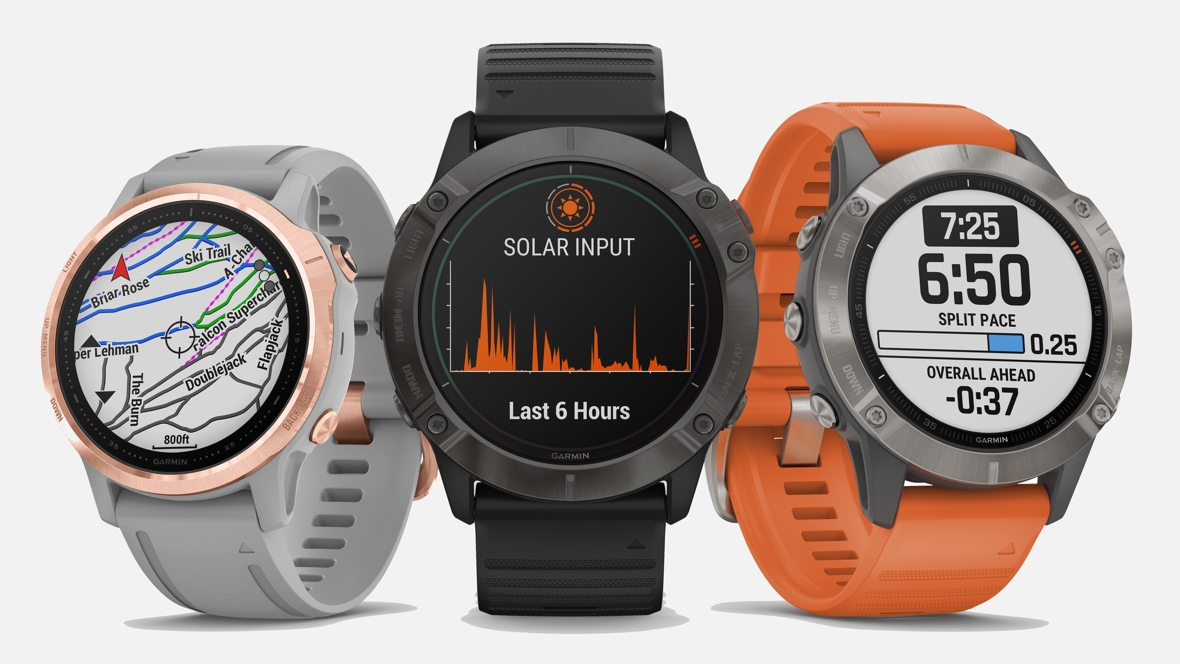 test garmin fenix 6