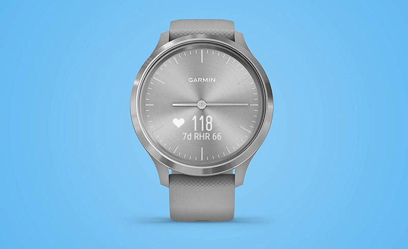 garmin vivomove 3 mesure fréquence cardiaque