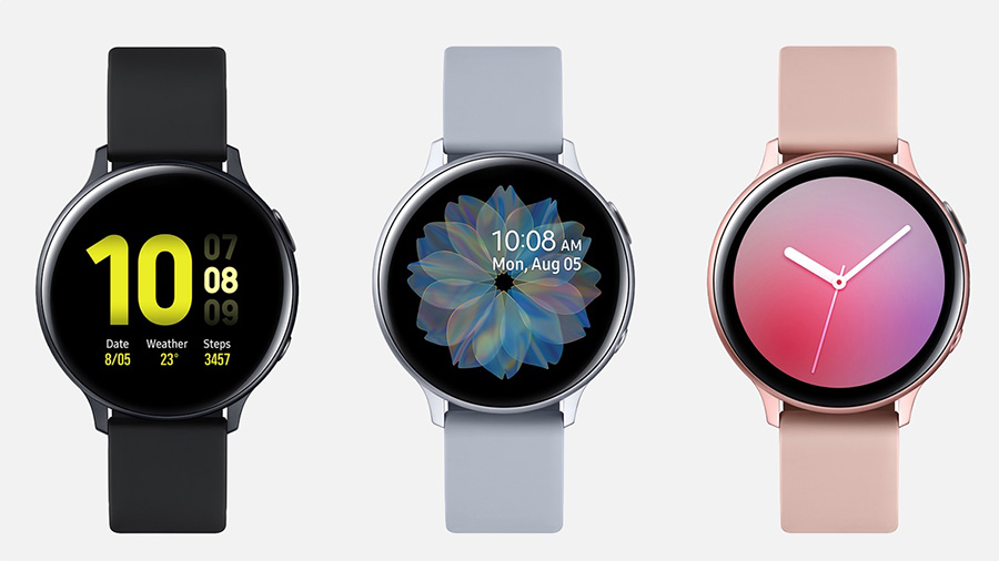 samsung galaxy watch active 2 pas chère