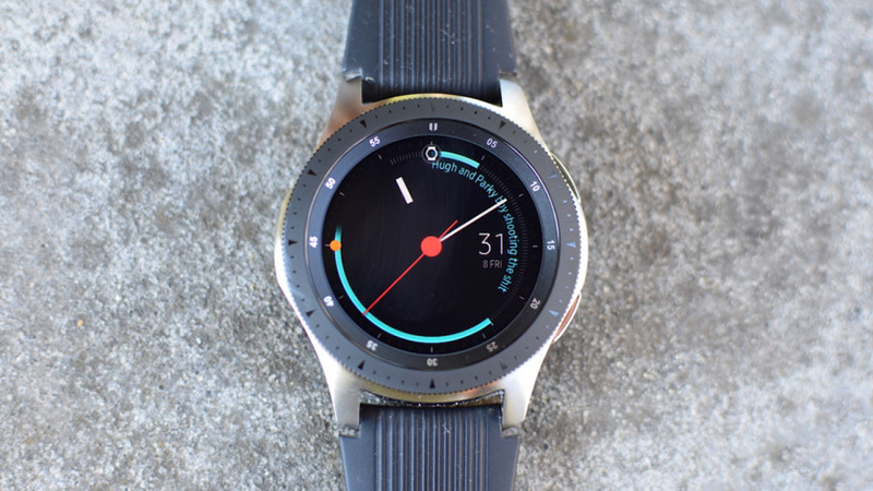 test samsung galaxy watch 2