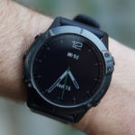 test montre running garmin fenix 6x pro