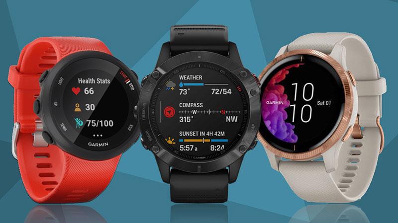 meilleures montres connectées Garmin