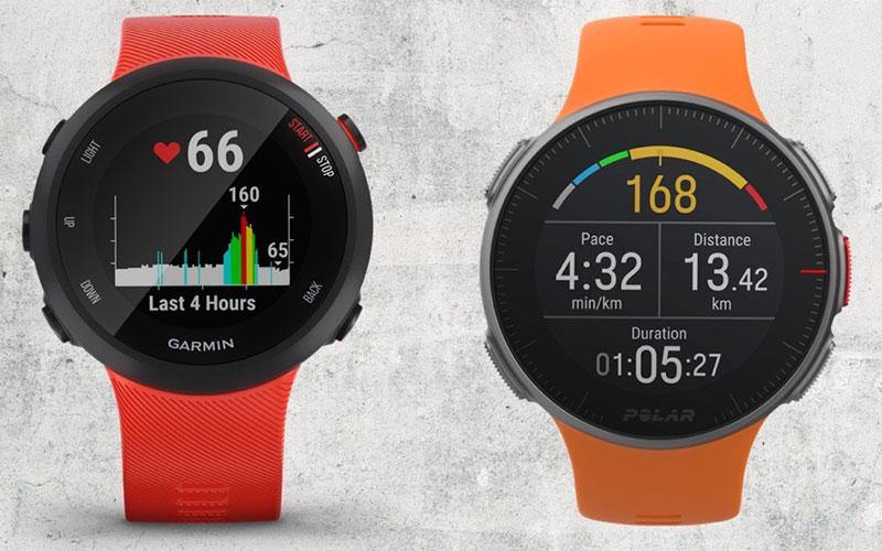 meilleures montres connectées running avec GPS