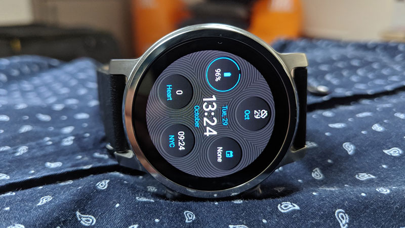 test montre connectée Moto 360 version 2019
