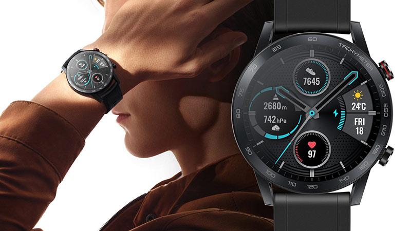 test montre connectée Honor Magic Watch 2