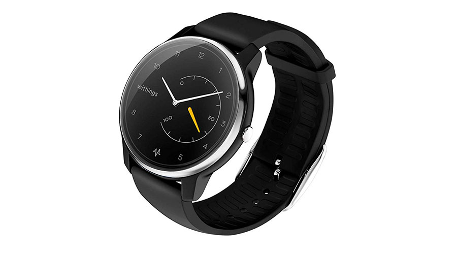 montre hybride Withings Move ECG