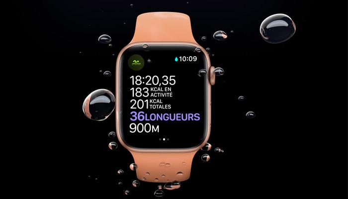 meilleure montre connectée pour iPhone