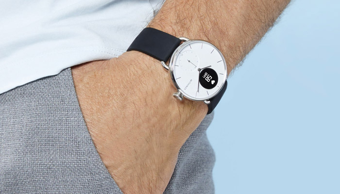 Withings ScanWatch prix