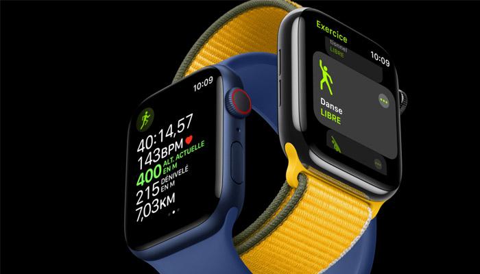 apple watch 6 prix