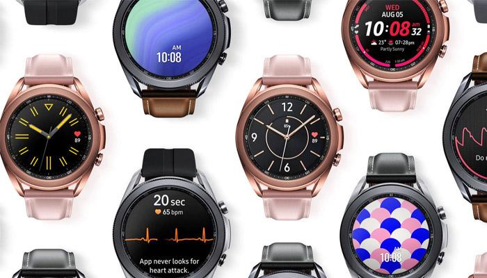 Samsung Galaxy Watch 3 prix